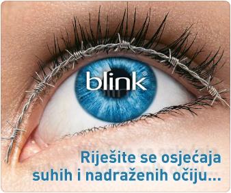 Blink umjetne suze za oci