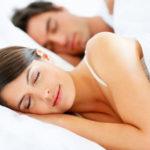 Spavanje s kontaktnim lećama