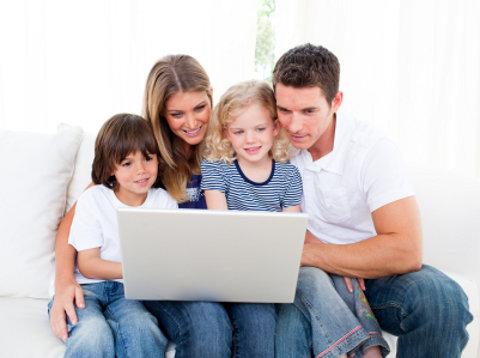 djeca i računalo