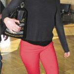 Jennifer Lawrence nosi sunčane naočale Burberry BE3060 1003/13