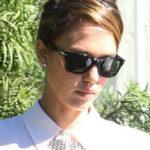 Jessica Alba nosi sunčane naočale Persol PO3027-S 95/31