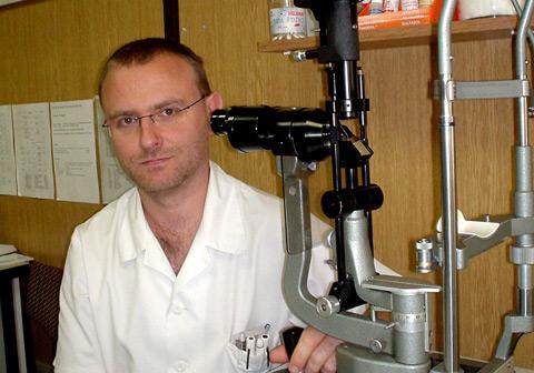 Igor Petriček oftalmolog