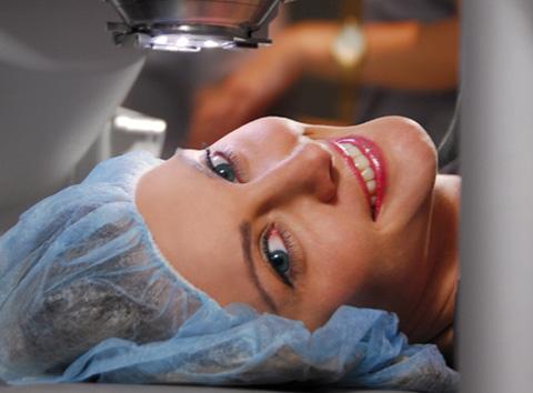 Laserska operacija oka, laserska operacija vida