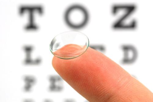 infekcije oka leće, kontaktne leće infekcije očiju