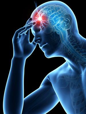 mozdani udar gubitak vida, moždani oštećenje vida, moždani udar vid