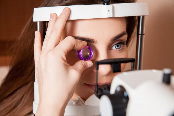povišeni očni tlak
