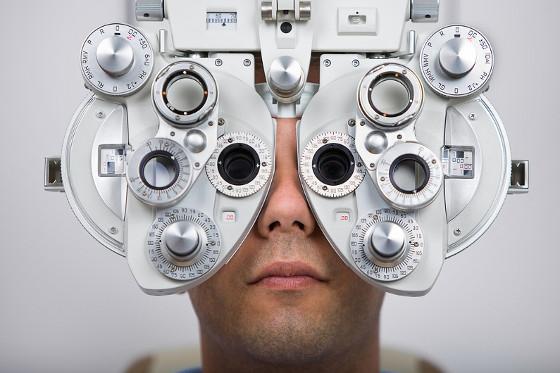 Bol u oku dioptrija