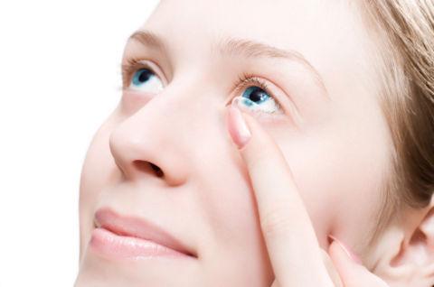 kontaktne leće, kontaktne lece