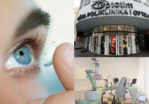 kontaktne lece popust akcija, kontaktne leće ponuda, popust pregled za leće