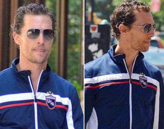 Matthew McConaughey suncane naocale Voque, sunčane naočale voque