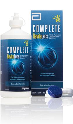 Complete tekućina, kontaktne leće, otopina, Complete Revitalens