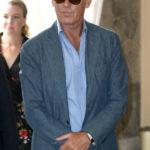 Pierce Brosnan nosi sunčane naočale Persol PO649 938 81