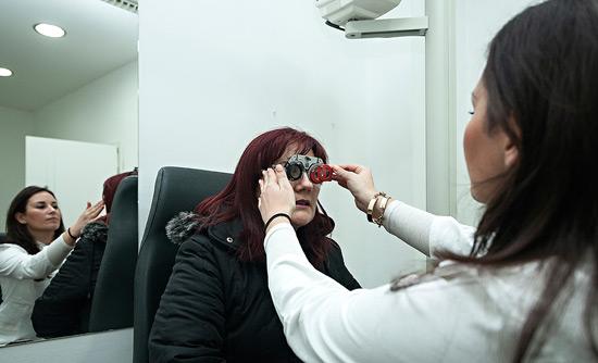vana latinac, vana latinac optometrist