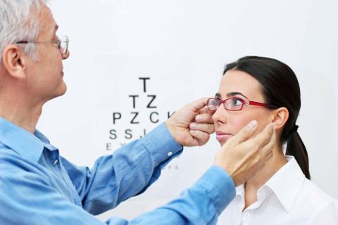 Leće za naočale, plastične ili staklene leće