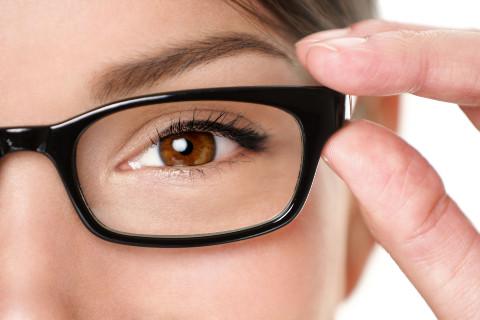 Plastične ili staklene leće, leće za naočale, plastične leće, staklene leće