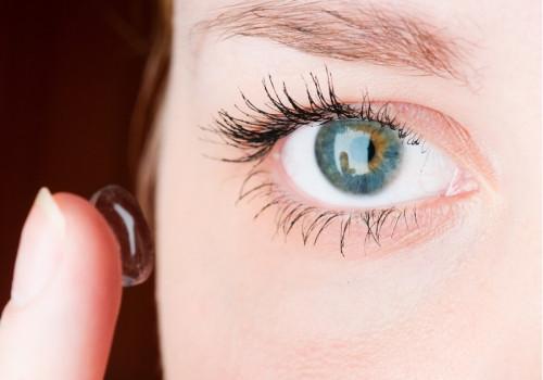kontaktne leće infekcije, infekcije očiju leće