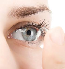 keratitis oka, bakterijski keratitis