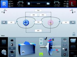 Huvitz Kaizer LCD ekran