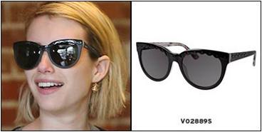 Emma Roberts naocale vogue