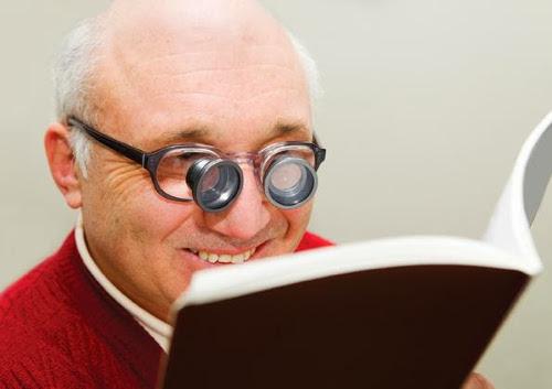 Teleskopske naočale za slabovidne