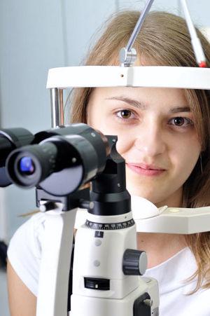 ocni tlak hipertenzija, hipertenzija oka