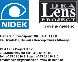 Dea Lens Project Nidek