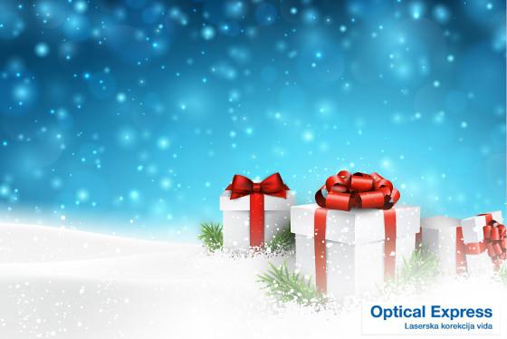 Optical Express Božić