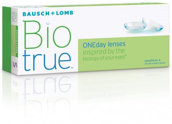 Bausch & Lomb dnevne lece Bio true
