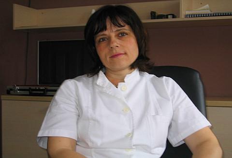 dr. Tatjana Voskresensky Horvat oftalmolog