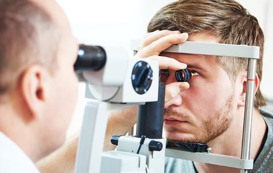 pogoršanje vida