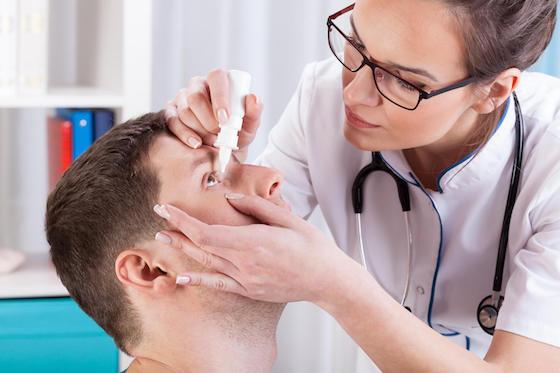 keratitis oka