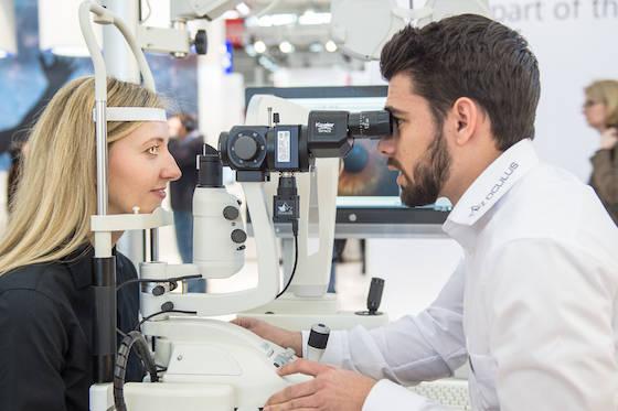 Sajam optike Munchen opti 2018